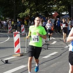 SEB Tallinna Maraton - Armin Allmäe (476), Indrek Kesperi (2245)