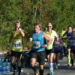 SEB Tallinna Maraton - Andris Leja (228), Juha Nuurma (862)