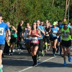 SEB Tallinna Maraton - Birgitti Pilvet (2079), Vladimir Bõtšuk (2173)