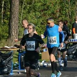SEB Tallinna Maraton - Birgi Putkonen (584), Dainius Petkevicius (634)