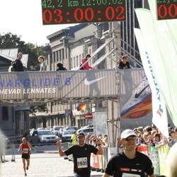 SEB Tallinna Maraton - Aigar Ojaots (1935)