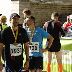 SEB Tallinna Maraton - Raido Raspel (136), Aigar Ojaots (1935)