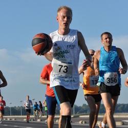 SEB Tallinna Maraton - Marti Medar (73), Brets Pirtnieks (356)