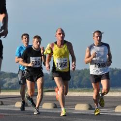 SEB Tallinna Maraton - Pekka Leinonen (1948), Artur Rauhiainen (1950)