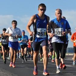 SEB Tallinna Maraton - Andre Abner (251), Maido Kaljur (339)