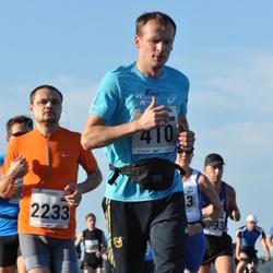 SEB Tallinna Maraton - Maxim Kraev (410), Arno Vaik (2233)