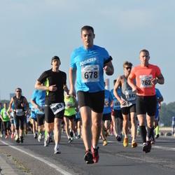 SEB Tallinna Maraton - Arno Sibul (678), Rein Kahro (762)