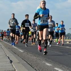 SEB Tallinna Maraton - Henri Saxén (193), Artturi Kivinen (999), Elizabeth Truu (1314)