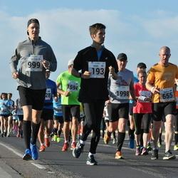 SEB Tallinna Maraton - Henri Saxén (193), Artturi Kivinen (999)