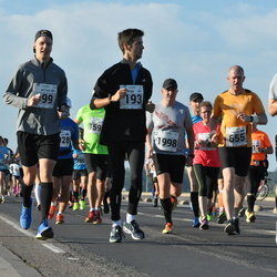 SEB Tallinna Maraton - Henri Saxén (193), Martin Herem (655), Artturi Kivinen (999)