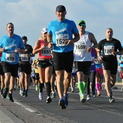 SEB Tallinna Maraton - Adriaan Hobo (819), Olev Kitvel (1528)