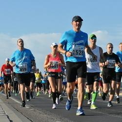 SEB Tallinna Maraton - Adriaan Hobo (819), Olev Kitvel (1528), Katrena Tenno (1691)