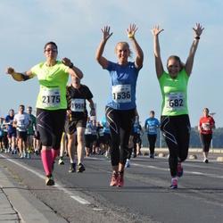 SEB Tallinna Maraton - Sonja Häkli (682), Anni Laakso (1536), Anni Liukka (2175)