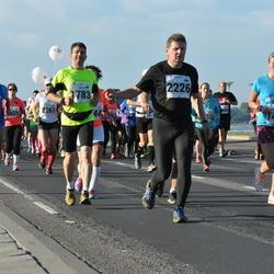 SEB Tallinna Maraton - Arles Taal (1783), Kaur Virunurm (2226)