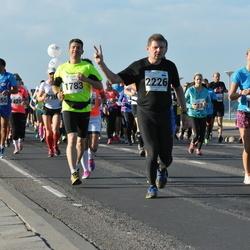 SEB Tallinna Maraton - Marin Aleksejeva (1429), Arles Taal (1783), Kaur Virunurm (2226)