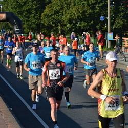 SEB Tallinna Maraton - Andris Leja (228), Aigars Varna (238), Lauri Loodsalu (2102)