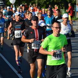 SEB Tallinna Maraton - Armin Allmäe (476), Armin Tänav (857)
