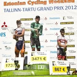 Tallinn-Tartu GP 2012 - Clinton Robert Avery (45), Said Haddou (54), Blaz Furdi (73)