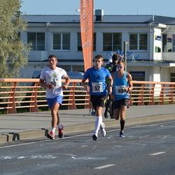 SEB Tallinna Maraton - Bert Tippi (43), Tamor Bakhoff (57)