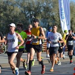SEB Tallinna Maraton - Miiko Vainer (285), Arnaud Picut (847), Kari Tarvainen (2239)