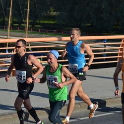 SEB Tallinna Maraton - Richard Varaine (137), Brets Pirtnieks (356), Urmas Volens (1820)