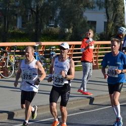 SEB Tallinna Maraton - Sami Vauhkonen (161), Ari Kilpinen (239), Markku Salo (375)