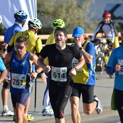 SEB Tallinna Maraton - Andre Abner (251), Daniel Gilbert (320), Heiko Metze (614)