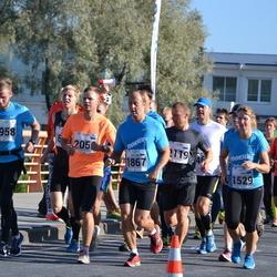 SEB Tallinna Maraton - Karin Sangla (1529), Artjom Filippov (1867), Kirk-Marius Kukumägi (1958)