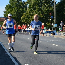 SEB Tallinna Maraton - Christjan Lään (104), Christian Gunnarsson (429)