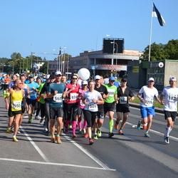 SEB Tallinna Maraton - Britt Jaaska (1009)