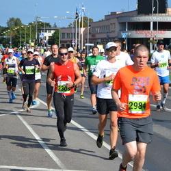 SEB Tallinna Maraton - Armin Siilivask (2303), Joonas Pihlaja (2984)