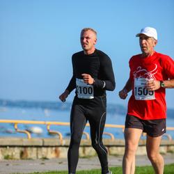 SEB Tallinna Maraton - Bruno Münter (1505), Tero Koivukoski (2100)