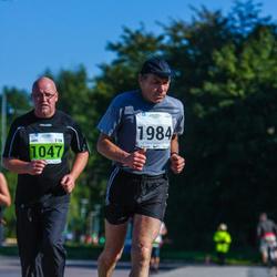 SEB Tallinna Maraton - Jari Lehtonen (1047), Aarne Kell (1984)