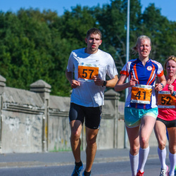 SEB Tallinna Maraton - Grete Gutmann (41), Aarne Nirk (57)