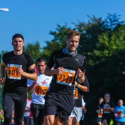 SEB Tallinna Maraton - Karl Kalvik (401), Aare Puussaar (3175)