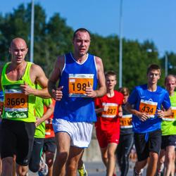 SEB Tallinna Maraton - Arles Egert Lelle (434), Karmo Allvee (3669)