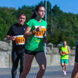 SEB Tallinna Maraton - Anastassia Smolenski (1012)