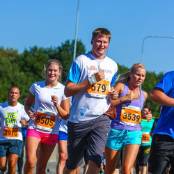 SEB Tallinna Maraton - Artjoms Vorobjovs (579), Henri Ahtiäinen (5505)