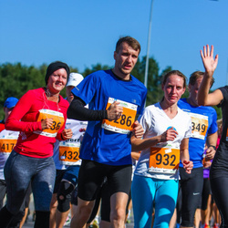 SEB Tallinna Maraton - Anna Redikson (932)