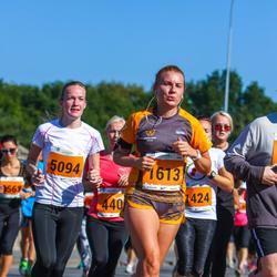 SEB Tallinna Maraton - Aet Urvast (1613), Pille Metsam (5094)