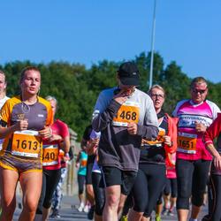 SEB Tallinna Maraton - Dmitri Zvjagintsev (1468), Aet Urvast (1613)
