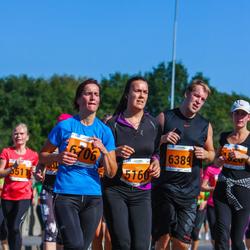 SEB Tallinna Maraton - (Sell) Marju Täht (5160), Reemo Hansberg (6389), Tiina Valk (6706)