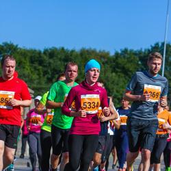 SEB Tallinna Maraton - Kristjan Suurhans (1369), Alyona Stadnik (5334)