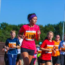 SEB Tallinna Maraton - Birgit Patrice Baumer (1802)