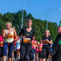 SEB Tallinna Maraton - Anastassia Samsonova (2960), Kristiina Kõllo (6199)