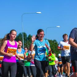 SEB Tallinna Maraton - Ann Liisbel Petter (2509), Katrin Kivimaa (10758)