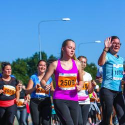SEB Tallinna Maraton - Ann Liisbel Petter (2509)