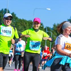 SEB Tallinna Maraton - Anastassia Timoštšuk (10077)