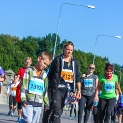 SEB Tallinna Maraton - Annely Engbusk (4128), Aleksei Judin (13925)