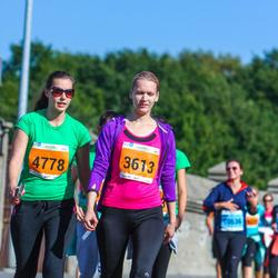 SEB Tallinna Maraton - Annika Aasoja (3613), Annemari Aasoja (4778)